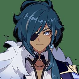 Character Kaeya