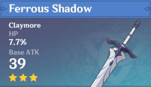 Ferrous Shadow