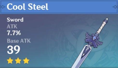 Cool Steel