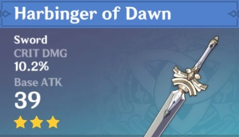 Harbinger of Dawn