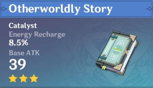 3Star Otherworldly Story