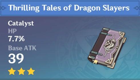 3Star Thrilling Tales