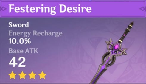 Festering Desire