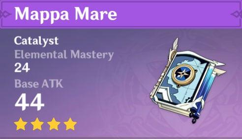 Mappa Mare