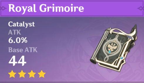Royal Grimoire