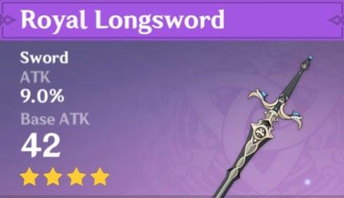 4Star Royal Longsword