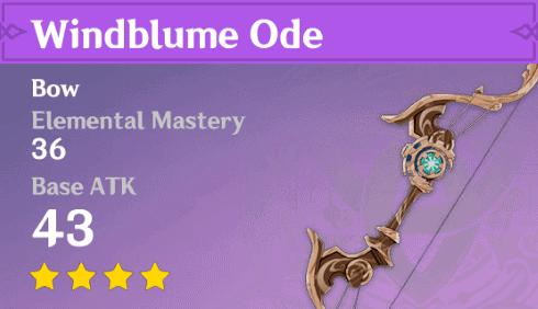 4Star WindblumeOde