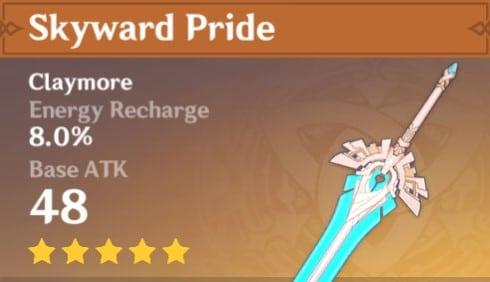 5Star Skyward Pride