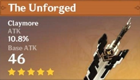 5Star The Unforged