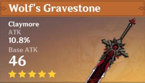 5Star Wolfs Gravestone