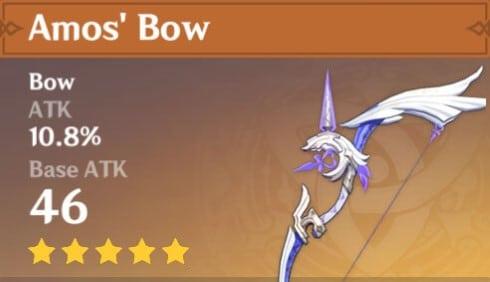 Amos Bow