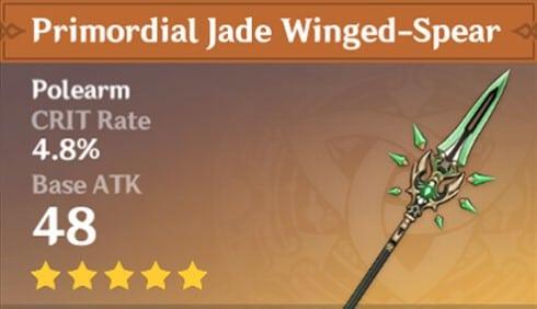 5Star Primordial Jade
