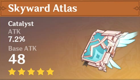 Skyward Atlas