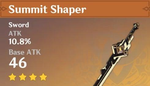 5Star Summit Shaper