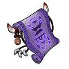 Material Forbidden Cursed Scroll