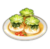 Cooking Jade Parcels