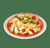 Cooking Jueyun Chili Chicken