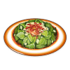 Cooking Mint Salad