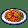 Cooking Stir Fried Filet