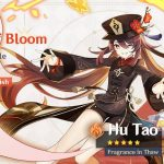 """Event Wish Moment of Bloom 2021/03/02 Introducing """"Fragrance in Thaw"""" Hu Tao (Pyro)!"""
