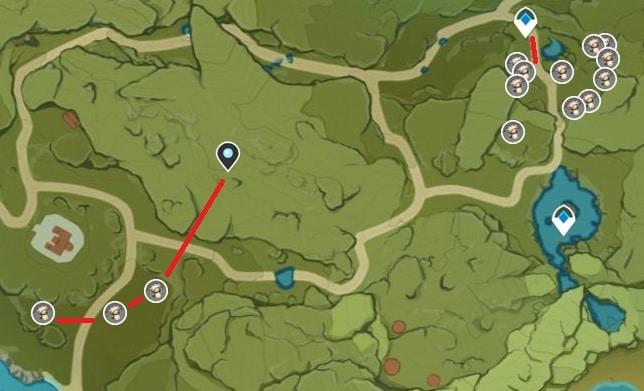 Philanemo Mushroom Farming Location Map In Springvale And Dawn Winery