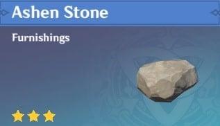 Ashen Stone
