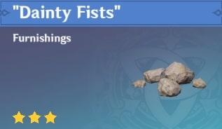 Dainty Fists