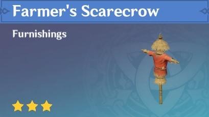 Farmer's Scarecrow