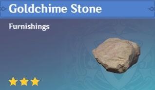 Goldchime Stone