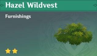 Hazel Wildvest