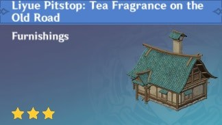 Liyue Pitstop: Tea Fragrance on the Old Road