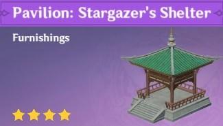 Pavilion: Stargazer's Shelter