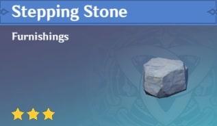 Furnishing Stepping Stone