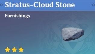Stratus-Cloud Stone