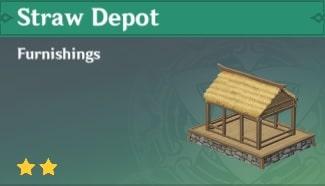 Straw Depot