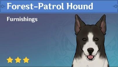 Forest-Patrol Hound