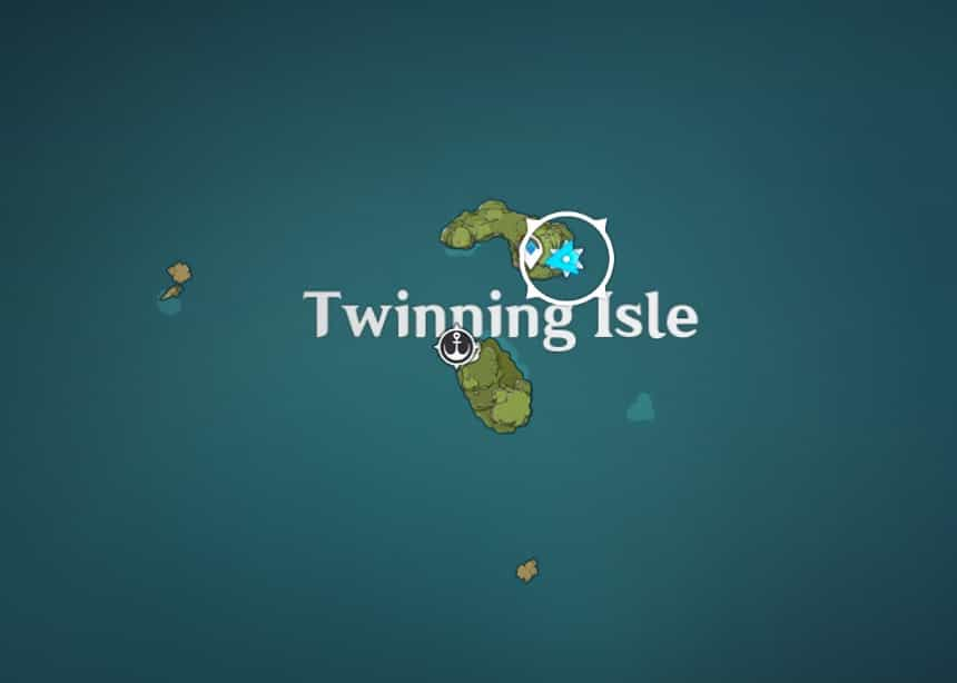 Echoing Conches - Four Winds Bring the Sound of Joy in Twining Isle