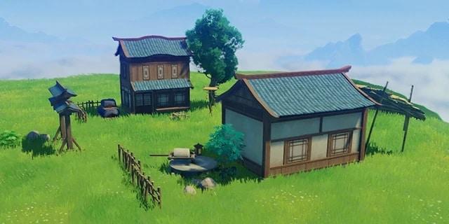 Gift Set Qingce Cloud Residence