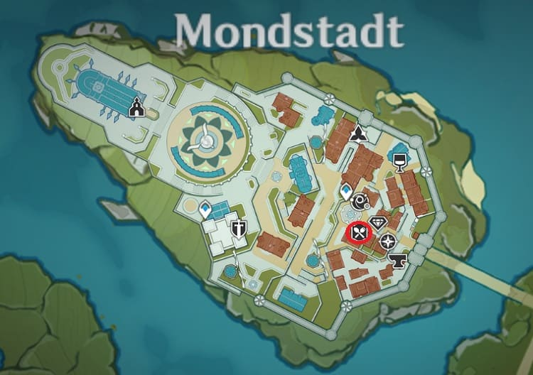 Good Hunter Location In Mondstadt