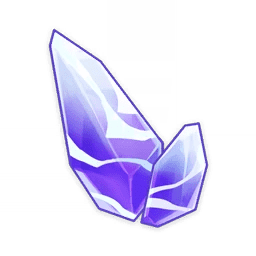 Material Crystal Marrow
