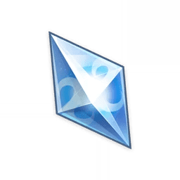 Material Crystal Prism