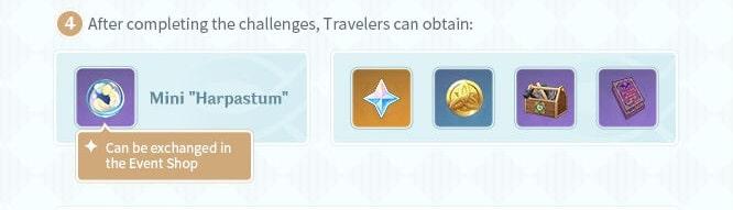 Mini Harpastum Event Reward