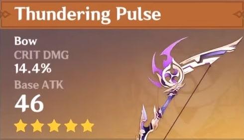 Thundering Pulse Bow