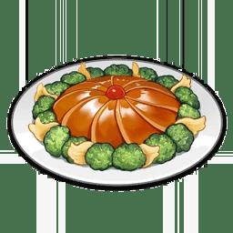 Vegetarian Abalone
