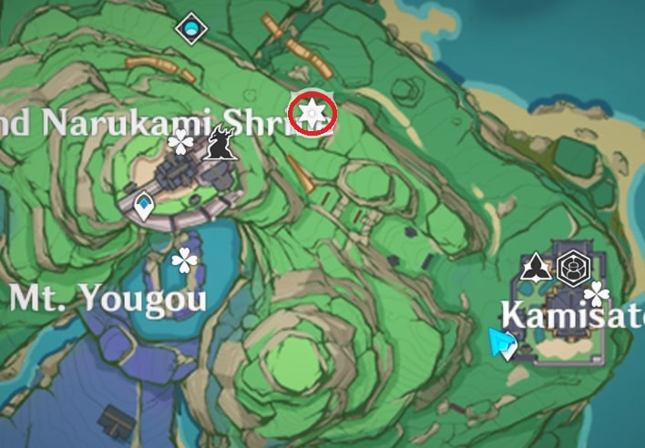21 Electroculus Base Of Mountain Near Boxes Map