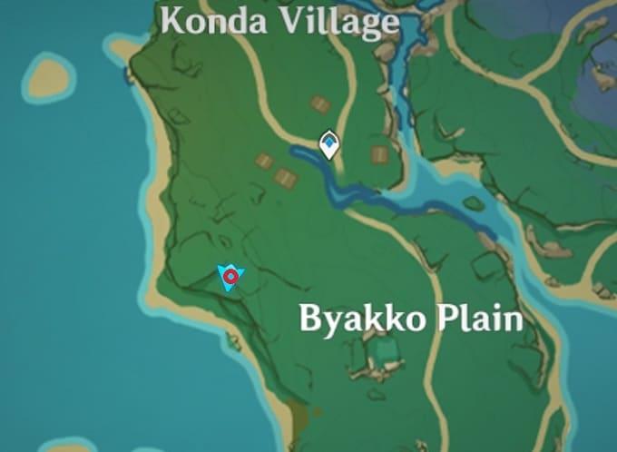27 Electroculus A Strange Story In Konda Map