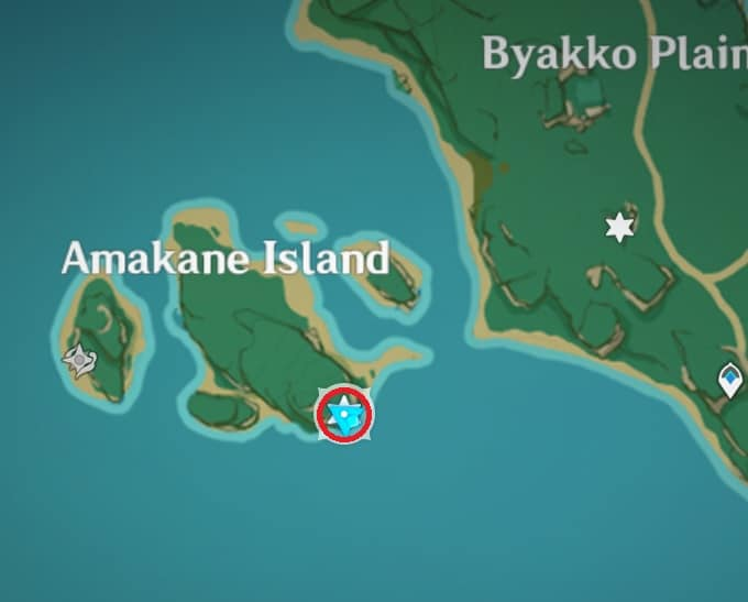 6 Electroculus Amakane Island Above The Tree Map
