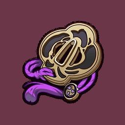 Emblem Of Severed Fate - Magnificent Tsuba