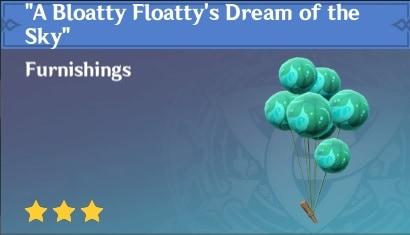 Bloatty Floatty's Dream Of The Sky