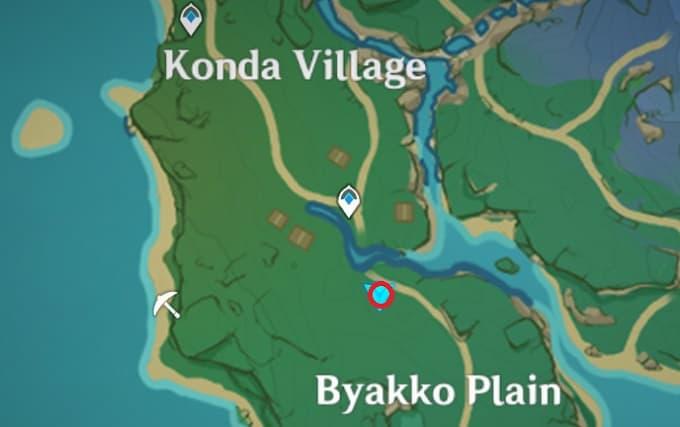Missing Person Bulletin Board Location in Konda Village